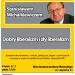 spotkanie ze Stanislawem Michalkiewiczem