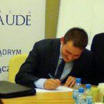 Spotkanie z Michałem Jarosem - posłem RP