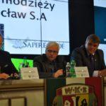 Konferencja na temat szkolenia sportowego dzieci i młodzieży we Wrocławiu