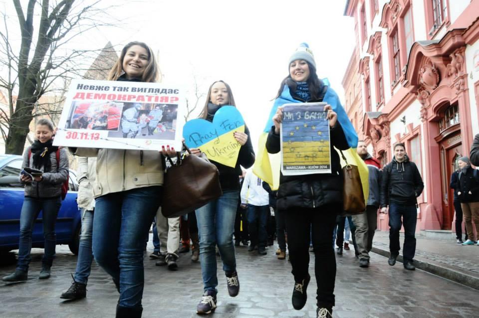 Ukraina - Marsz